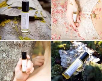 Botanical Perfume Roll on