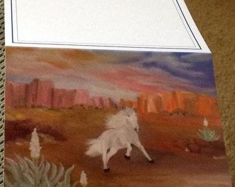 Spirit Horse Note Cards set of 6