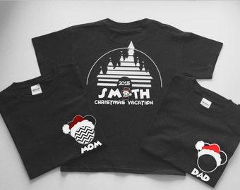 Disney Christmas shirts, Disney Christmas Shirt, Disney Holiday shirts, Disney Christmas family shirts, Christmas shirts,  Disney Christmas