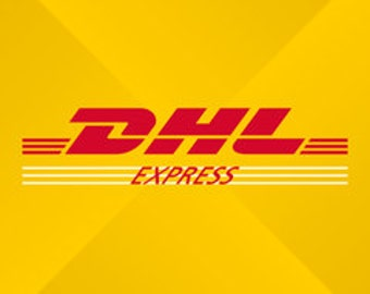 Expedited express service - UPS/DHL - around 3-7 business days to the US and main destination countries