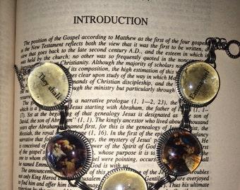 Nativity Multi-Stone Bracelet