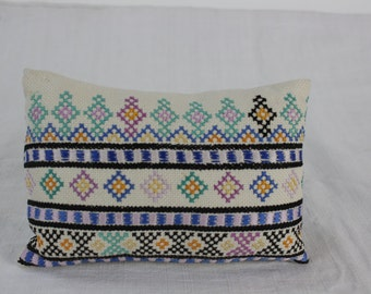 Vintage Cross Stitch Pincushion