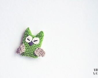 Tiny owl