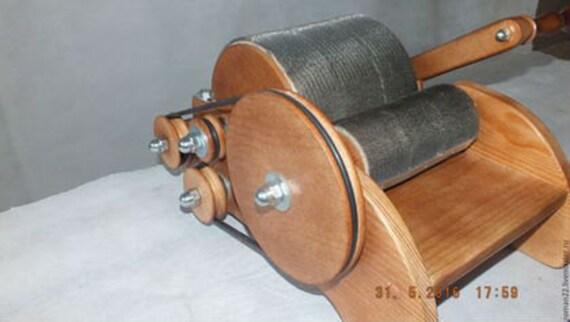 wool carder machine