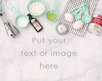 Styled Stock Photography / Baking Styled / Product Background / Mock Up / Header Image / Blog Header / JPEG Digital Image / StockStyle-571