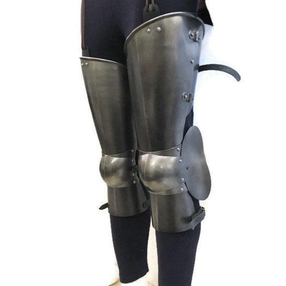 Larp Armour Upper Legs