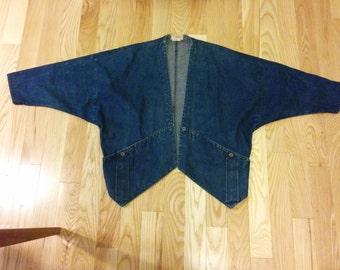 Vintage Italian Denim Jacket