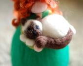 Baby wool & cat, fairy ta...