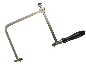 "6"" German Style Adjustable Jewelers Saw Frame Jewelry Making Tool - SAW-0009"