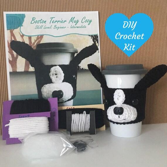 Amigurumi Beginner Kit : Amigurumi Kit - Crocket Starter Kit - Crochet Pattern Dog ...