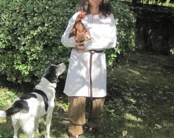 Celtic/Gaulish costume for GN or historical reenactment