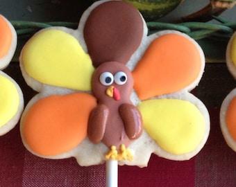 Thanksgiving Turkey Pop