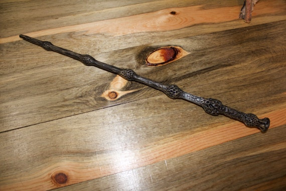 Elder wand recreation wand of albus dumbledore harry potter for Dumbledore wand replica