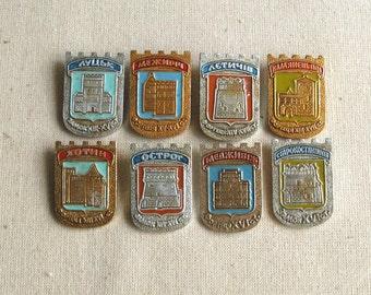 Ukrainian Castles Pins, History of Ukraine, Ukrainian Castles, European History, Ukrainian Pins