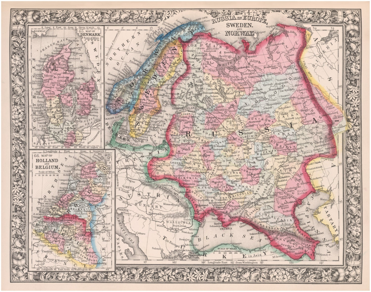 Norway Map Sweden Map Russia Map Russia Sweden Sweden - Sweden russia map