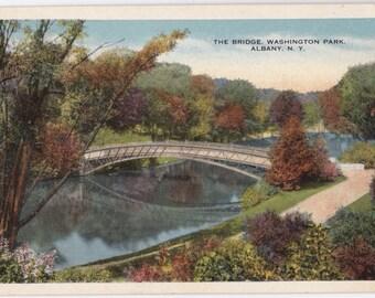 The Bridge, Washington Park, Albany NY