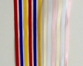 """Offray 1-1/2"""" Thinstripe Ribbon"""