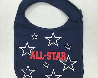 ALL-STAR Baby Bib