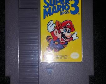 Super mario brothers 3 Regular Nintendo Nes