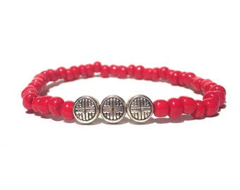 Three Circles Bracelet