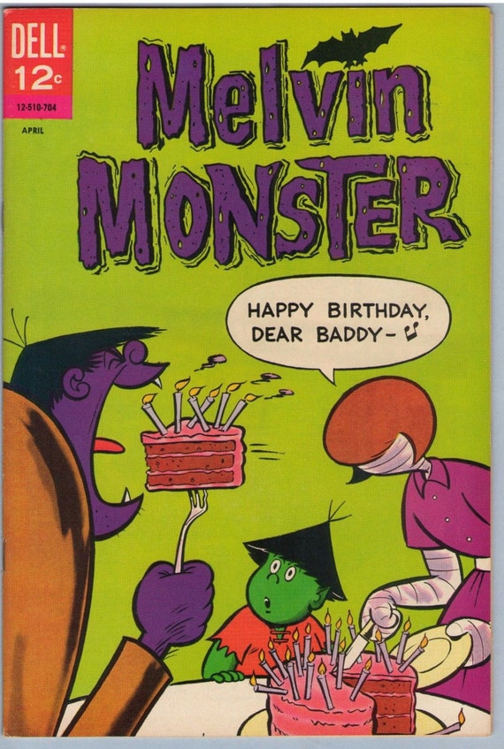 Melvin Monster 7 Apr 1967 VF-NM (9.0)