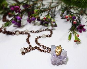 Spark Necklace