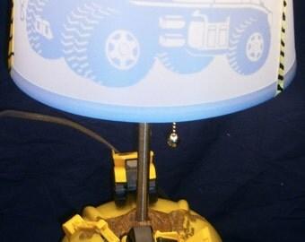 Construction Truck/Helmet Lamp