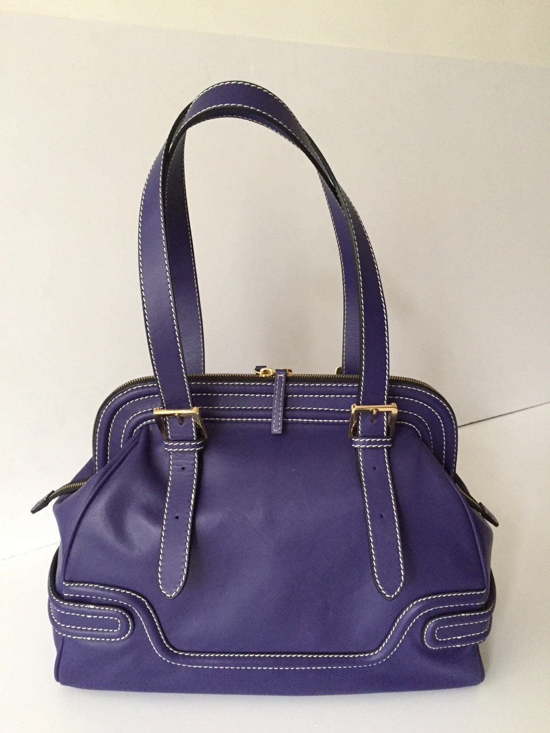 de55fbd20789dd Purple Leather Tote Handbags | Stanford Center for Opportunity ...