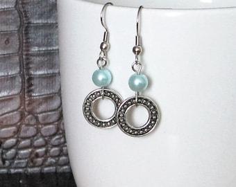 Circle of Spring Earrings
