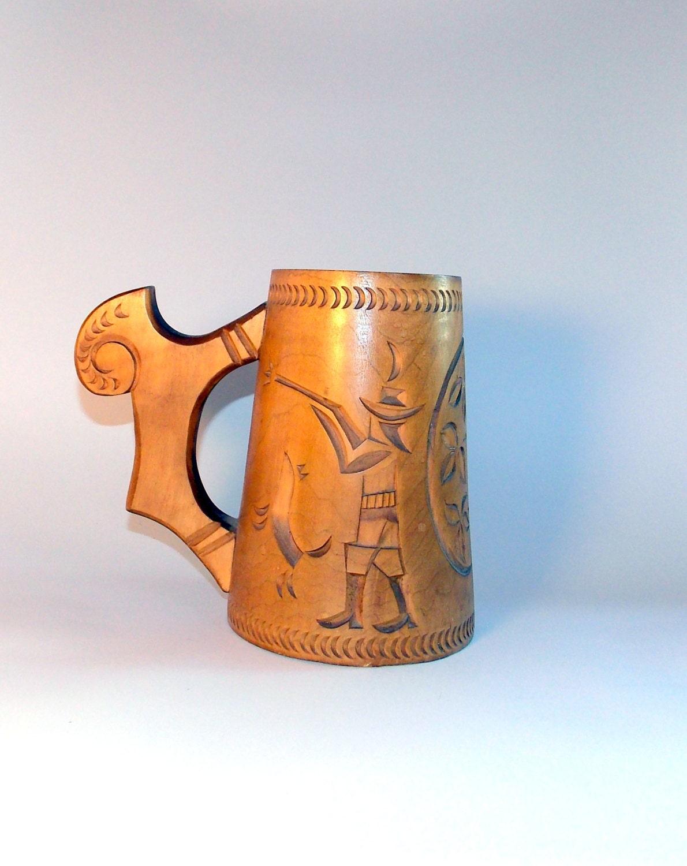 Vintage Beer Mug 106