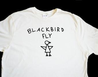 The Beatles Blackbird Shirt