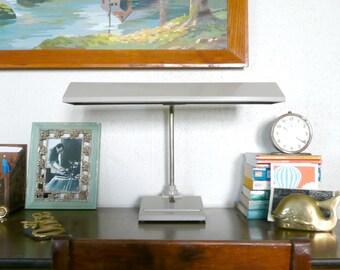 Vintage Industrial Art Specialty Co. Fluorescent Desk Lamp