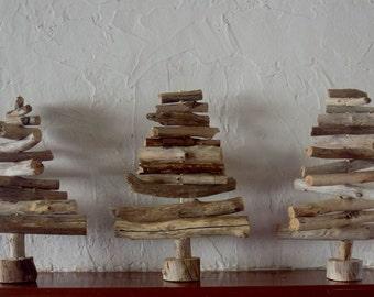 Decorative wooden tree.