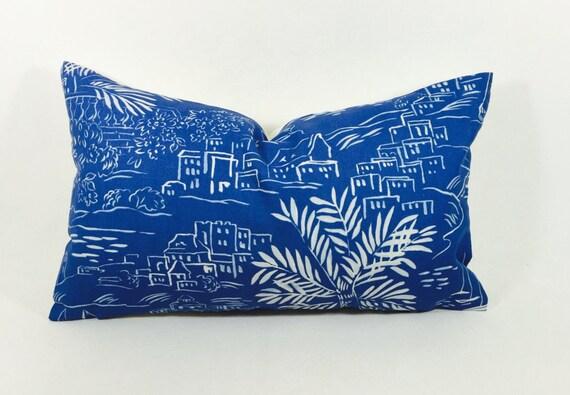 Ralph Lauren Throw Pillow Covers : Ralph Lauren Fabric Cushion Cover Pillow Throw Homeport