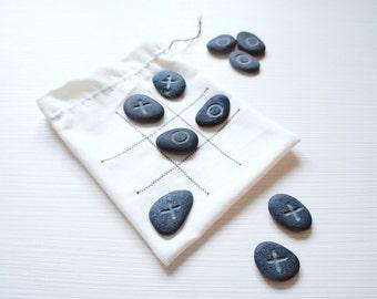 TIC TAC TOE game – Stone Tic Tac Toe – Travel game
