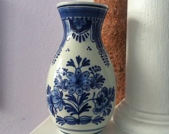1963 Delft Vase