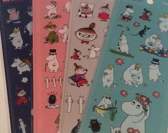 Moomin Sticker