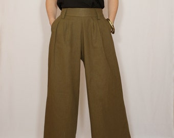Army green pants | Etsy