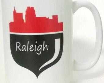 Raleigh Acorn Mug