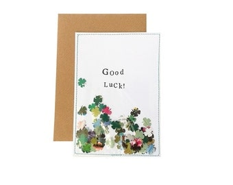 Good luck! I Postcard