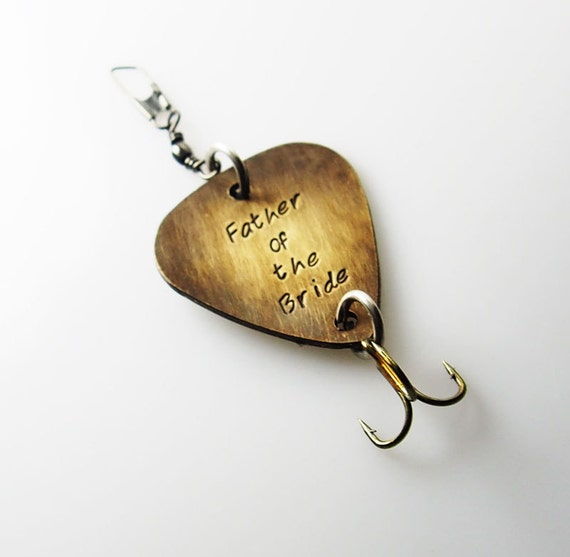 Items similar to personalized fishing lure fisherman gift for Unique fishing gifts