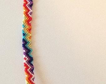 Homemade Friendship Bracelet