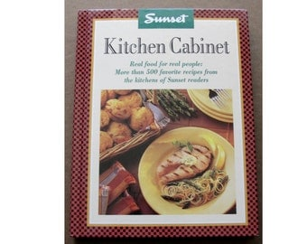 Sunset, Kitchen Cabinet, First Edition  (July 1995)