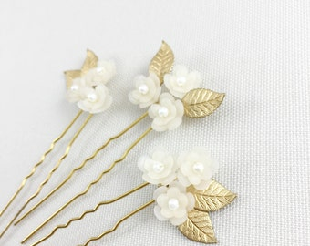 Camille hair pins - set of 3