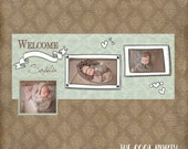 Facebook timeline cover template photo