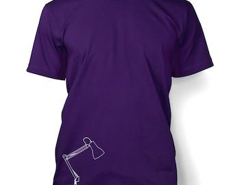 Anglepoise mens t-shirt