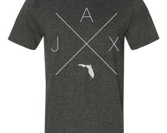Florida Home T-Shirt – Jacksonville Shirt, JAX Shirt