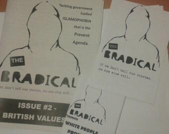 The Bradical Fanzine Bundle