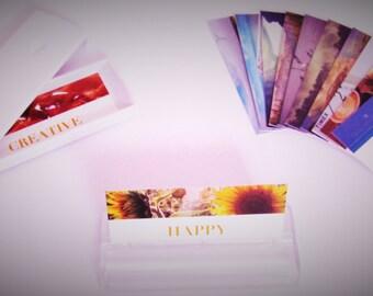 My Feelings Flash Cards
