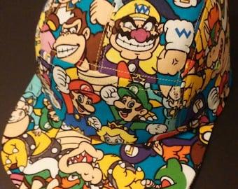 Mario World.